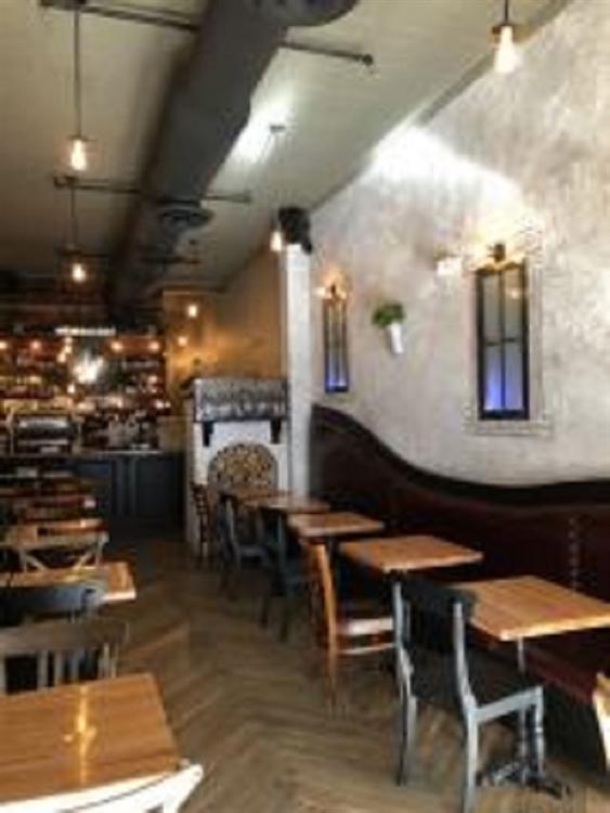 beautiful modern american cafe - 5