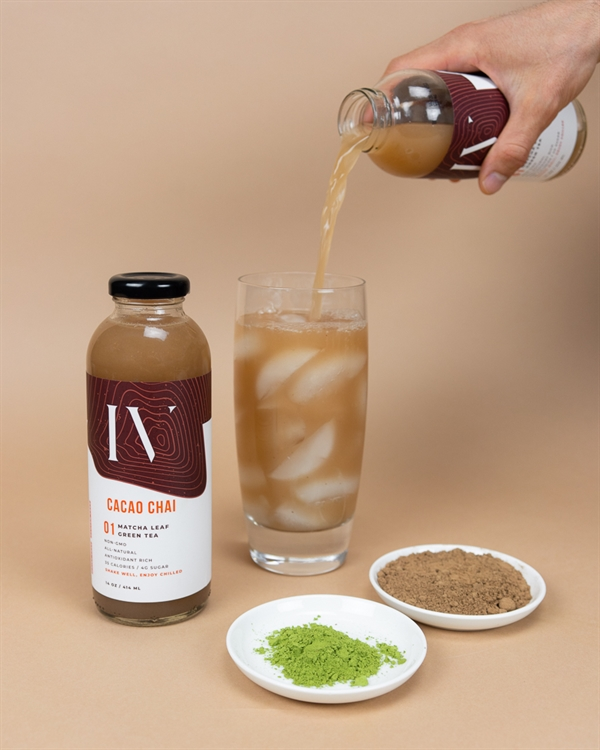 natural bottled matcha beverage - 4