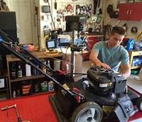 established lawn equipment appliance - 1