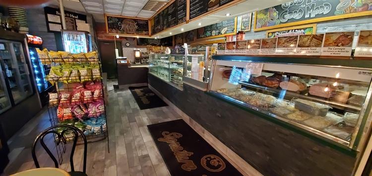 high volume bagel shop - 6