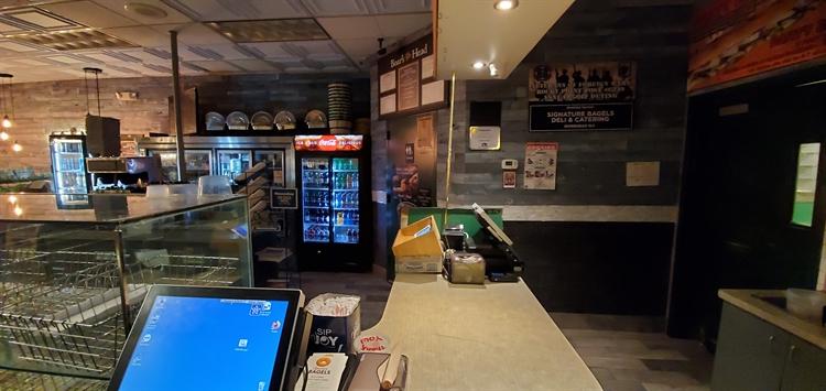 high volume bagel shop - 5