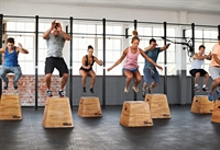 boot camp gym fitness - 1