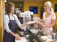 office building cafe catering - 1