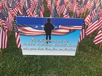 flagpoles commercial flags signs - 2