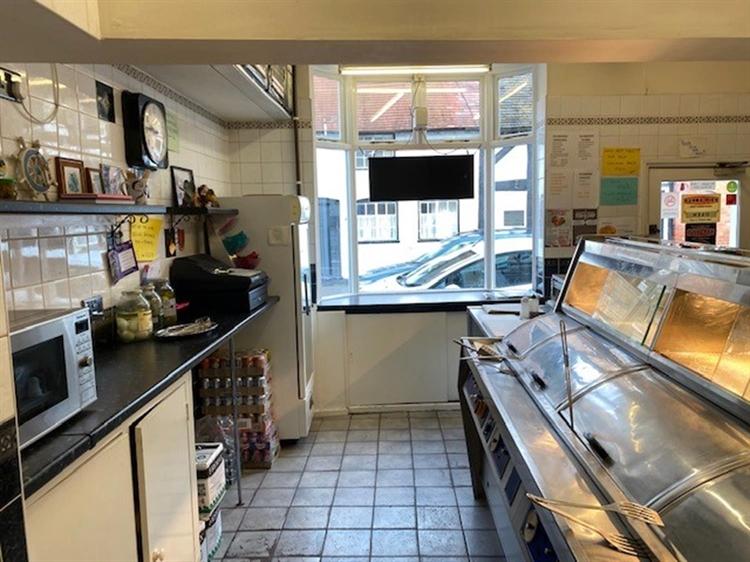 fish chip restaurant takeaway - 7