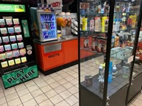 gas station w c-store - 3