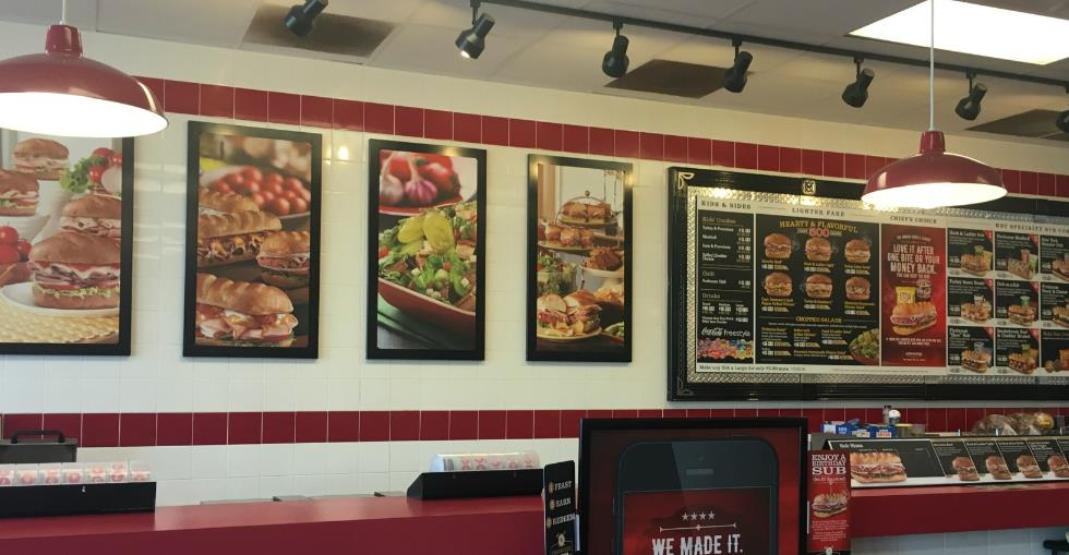 article Interview with Matthew Ward, franchise owner of Firehouse Subs image